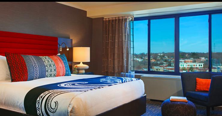 Madera Hotel/Dawson Design Associates