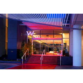 W Hotel Hollywood/design studio limited