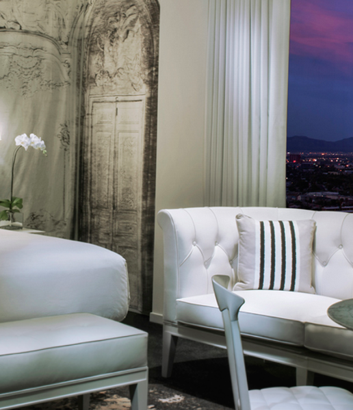 SLS Sahara Hotel LV/Avenue Interior Design