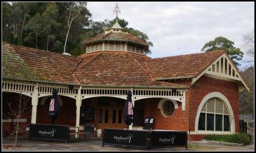 Pavilion Cafe
