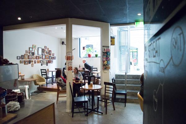 Streat Cafe on McKillop - image via businesschic.com.au