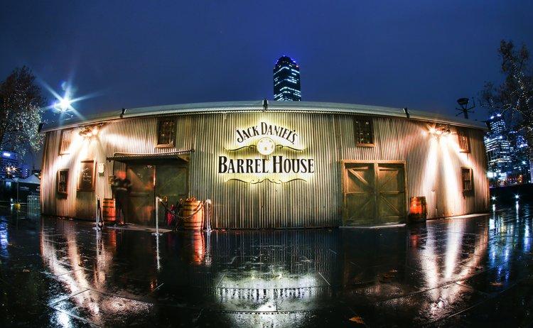 jack daniel s barrel house pops up for melbourne music week little