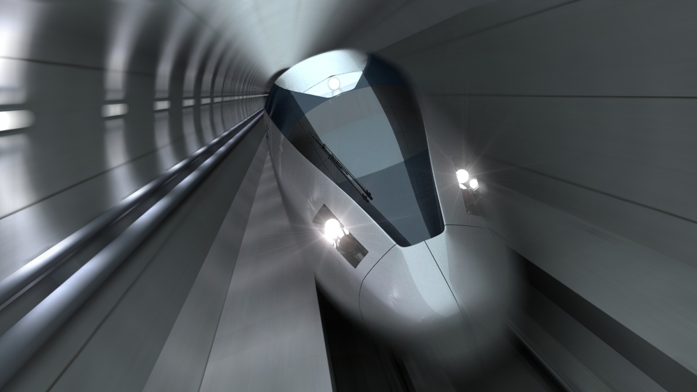 Design Triangle - HS2 Ltd High Speed train exterior design