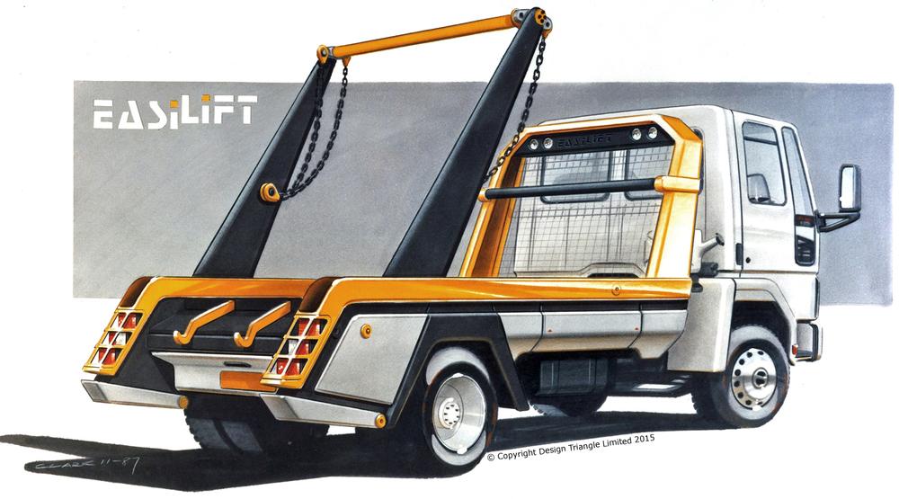 Design Triangle - BKS Skip Loader Truck Engineering design - COPYRIGHT.jpg