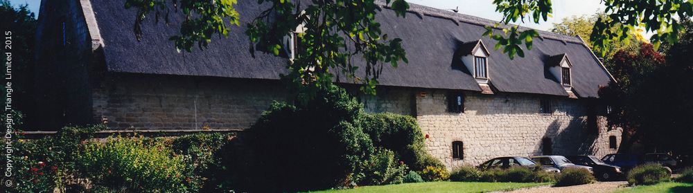 Design Triangle - The Maltings Burwell Cambridge UK