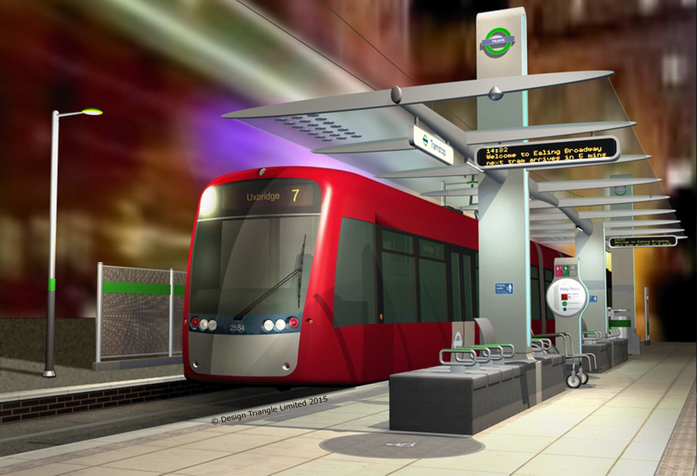 Design Triangle - TfL London Tram Tramstop and tram Concept  - COPYRIGHT.jpg
