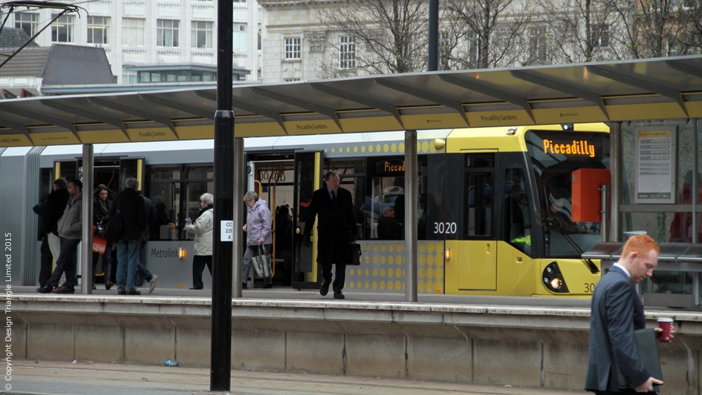 Design Triangle - Manchester Metrolink Piccadilly Gardens Tramstop design production 01 - COPYRIGHT.jpg