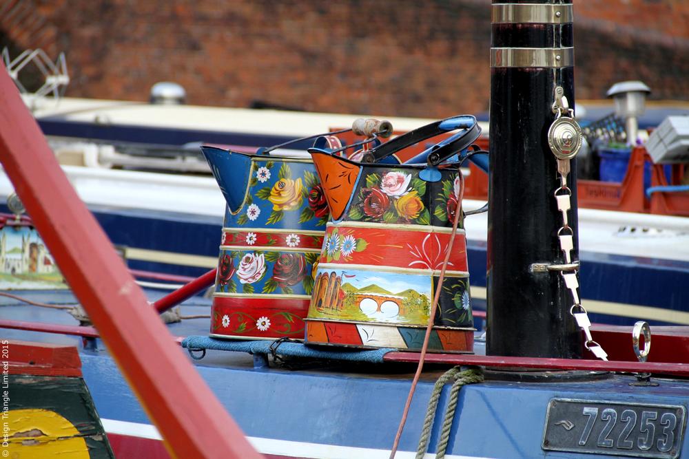 Design Triangle - Photography Birmingham Canal Boat - COPYRIGHT.jpg