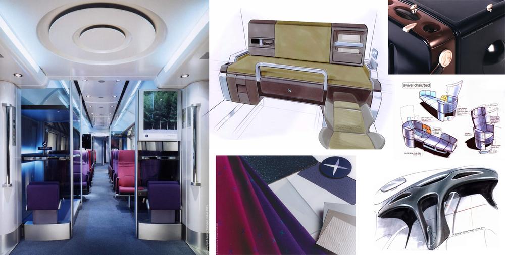 Design Triangle Vehicle interior Design Consultancy