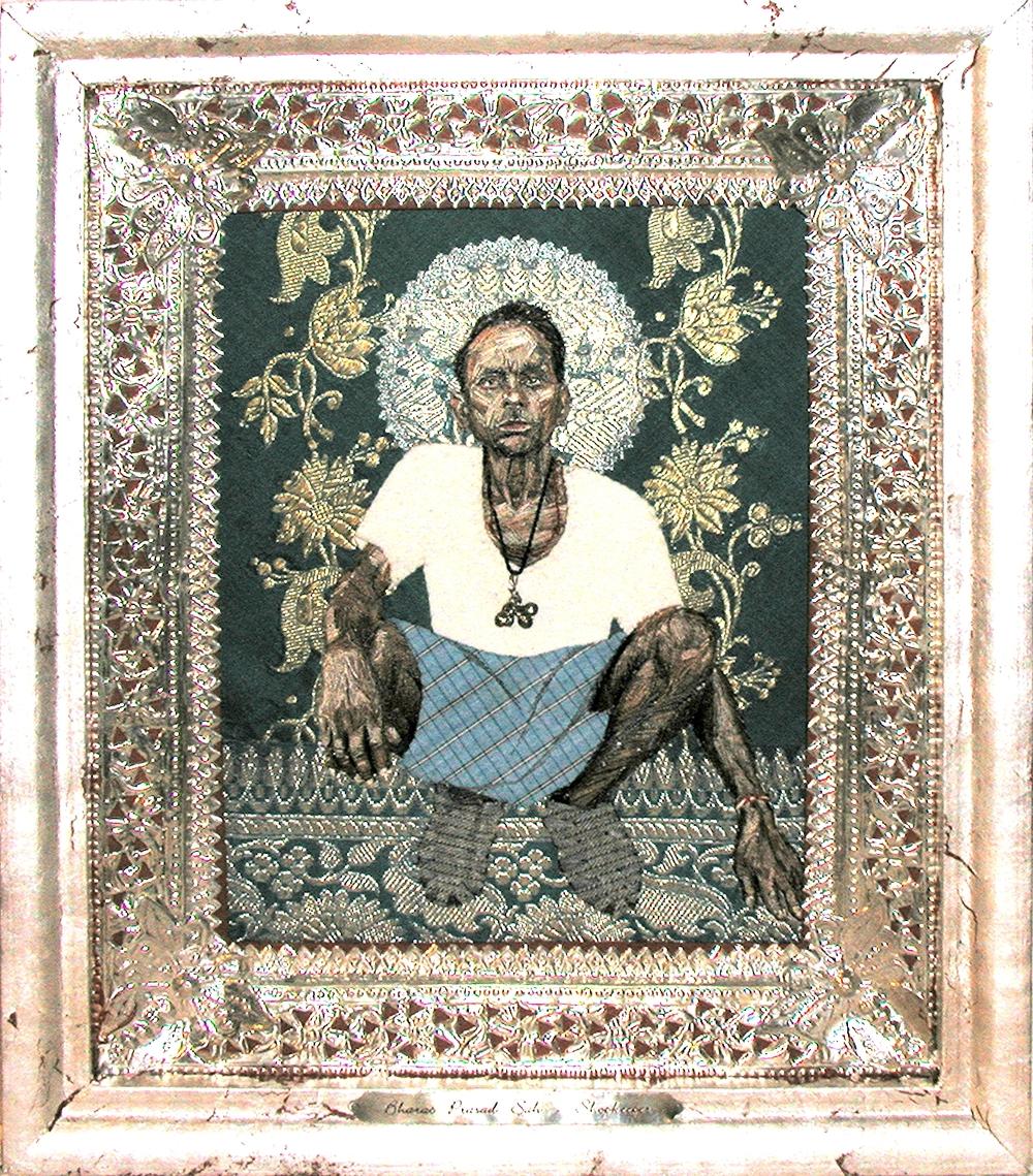 Bharat Prasad Shah, Shopkeeper