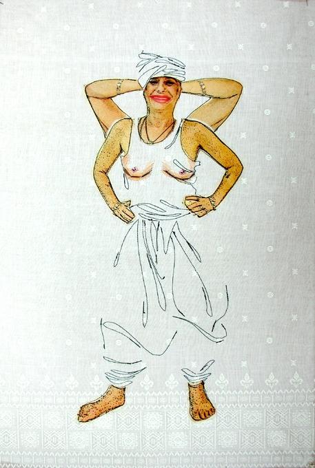 Kabi Woman Kabi Man