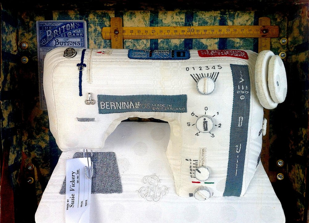 Bernina: London 1985