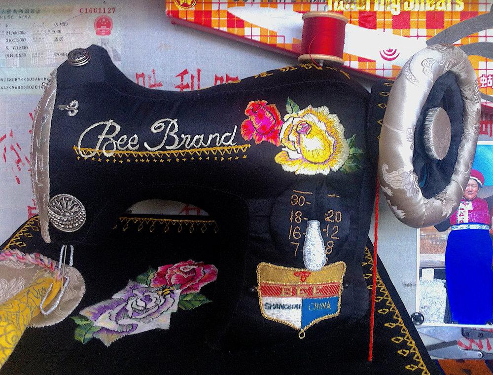 Bee Brand: Lhasa, Tibet 2007