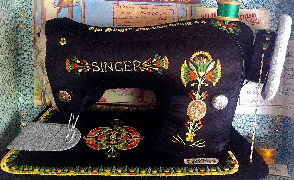 Singer: Ongerup 1966