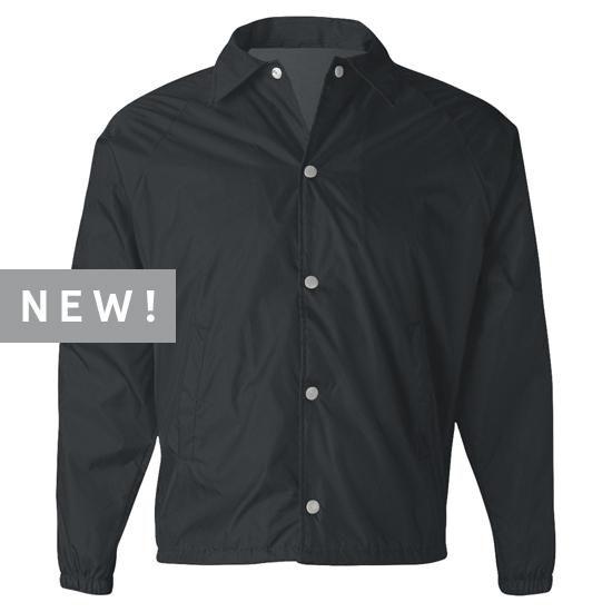 coach jacket mockup the mock shop
