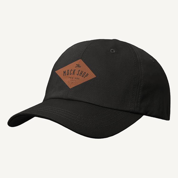 dad hat mockup the mock shop