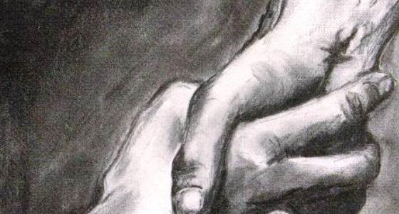 Two hands, Bridget Braybrooks