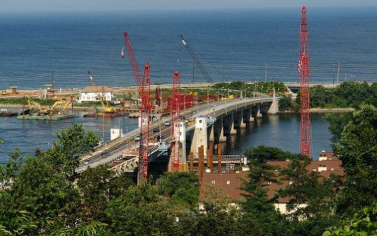 Bridge work, Jim Miller Jr,  wikicommons
