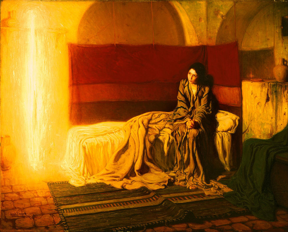 Annunciation, James Tissot