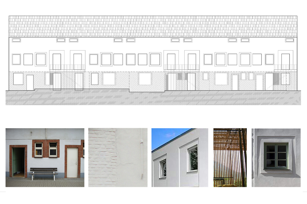 Quote from the jury's report:  ''The maximum preservation and reuse of existing structures is positive from the point of view of cultural heritage.""