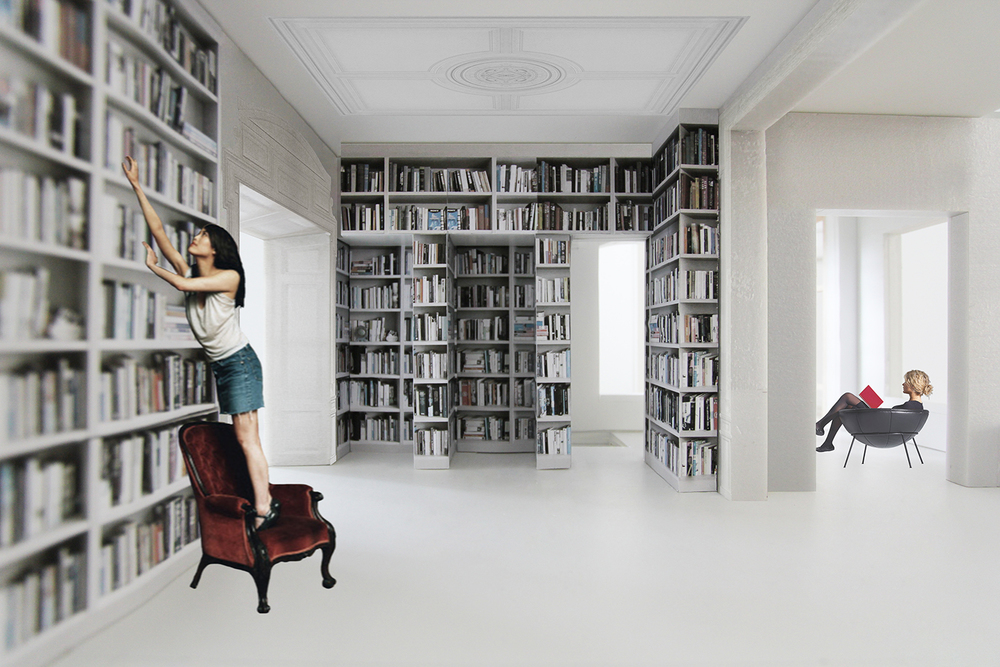 Private Office & Library