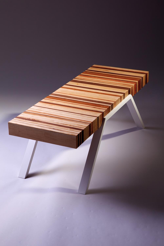 Top view of Humbug Table