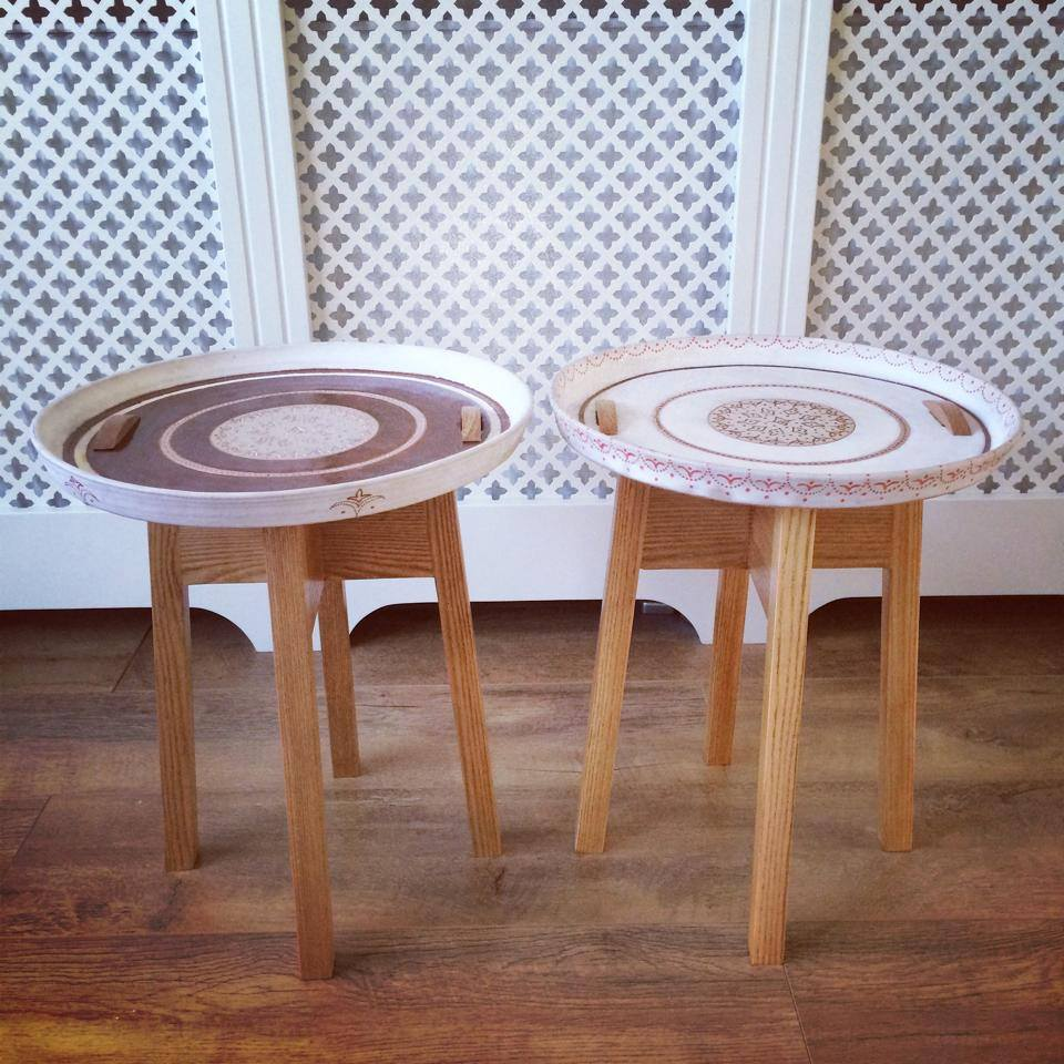 Ottoman Tables