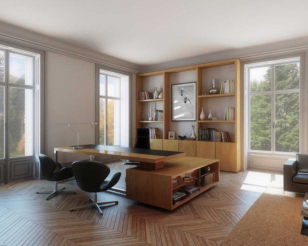 Fina Headquarters |  Pujol Arquitectura | Lausanne, Switzerland