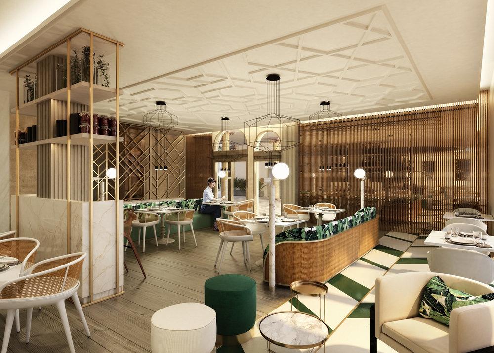 Shababeek Restaurant |  Pallavi Dean  | Dubai, UAE