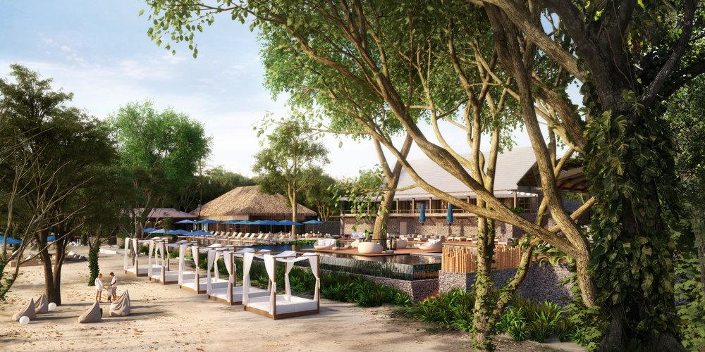 Prieta Beach club |  Modus Operandi  | Costa Rica