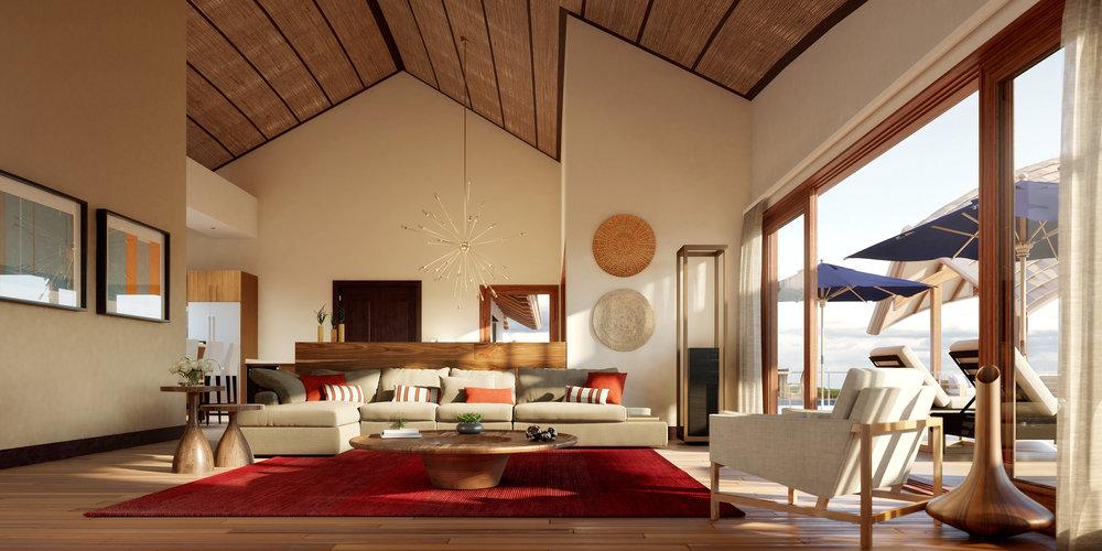 Casa Mar, Four Seasons |  Modus Operandi  | Peninsula Papagayo, Costa Rica