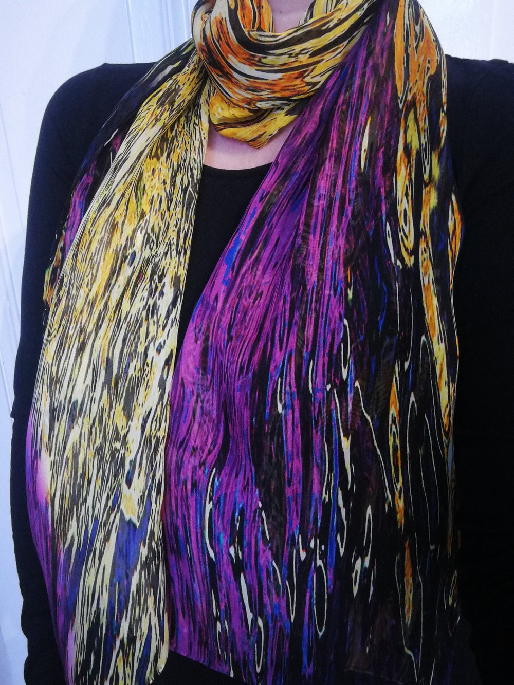 030 Shimmer, purple