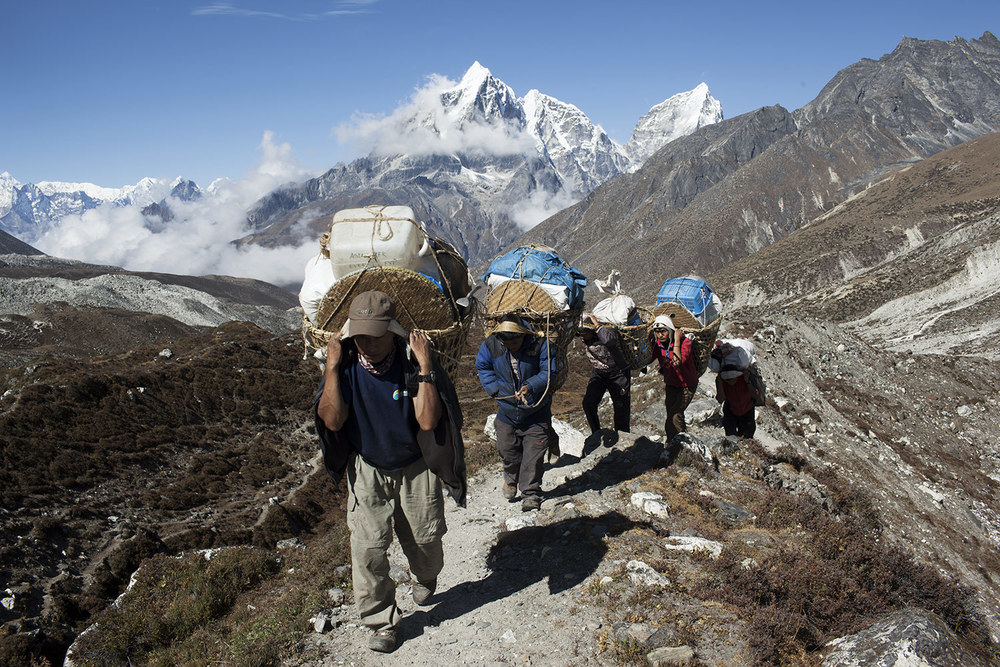 Khumbu Valley (Everest Region), Nepal