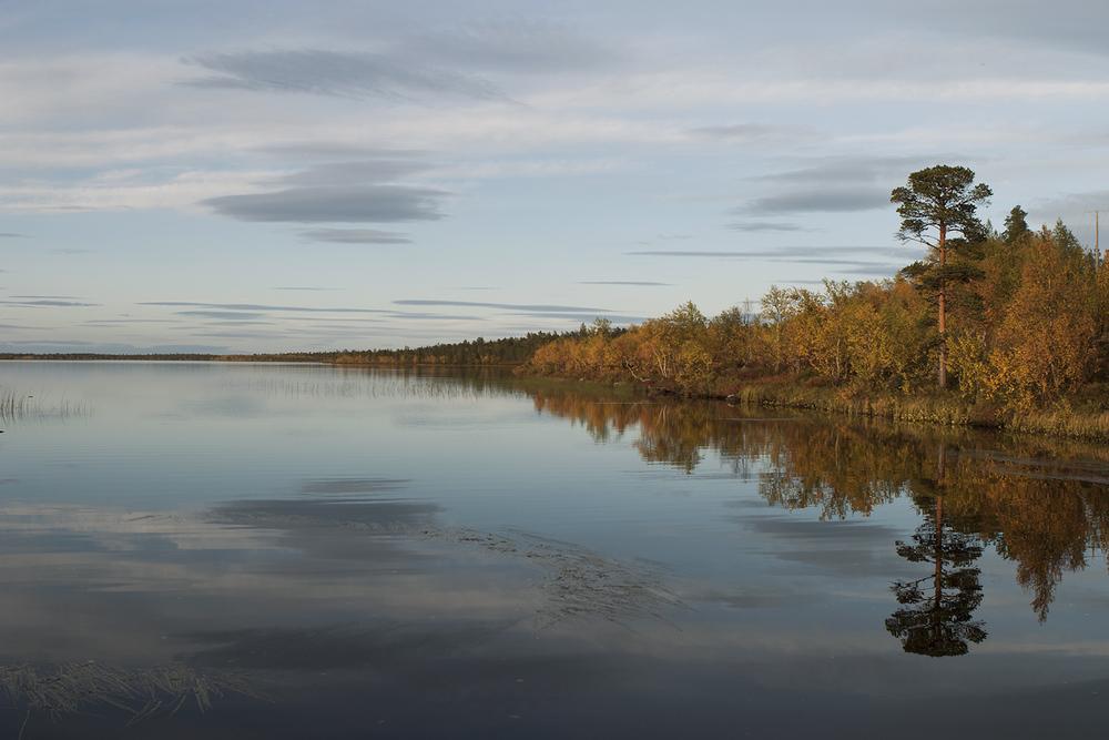 Lapland, Finalnd