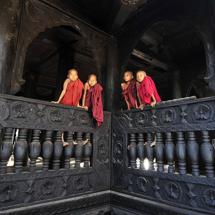 Myanmar Photo Tour Introduction 14 Days   4 Nov - 17 Nov 2019