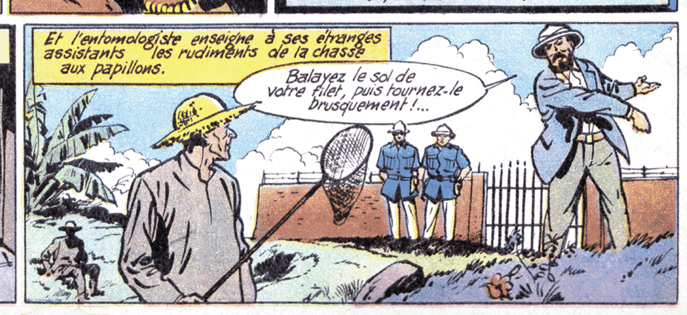 TINTIN Le Journal n°396