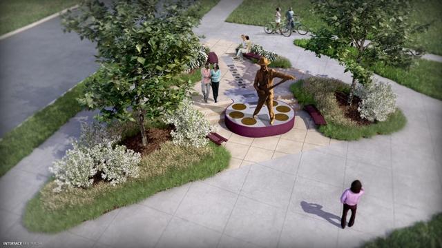 Chuck Brown Memorial