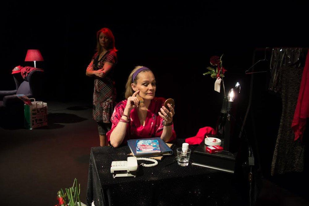 uppkopplad lady dansa i Helsingborg