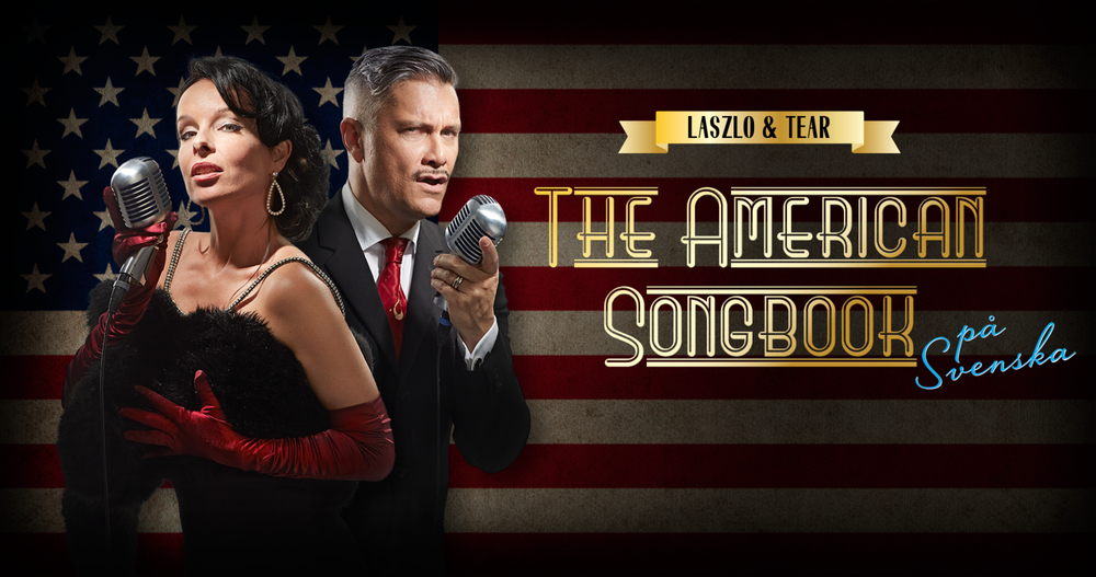 The American Songbook med Lazslo Tear