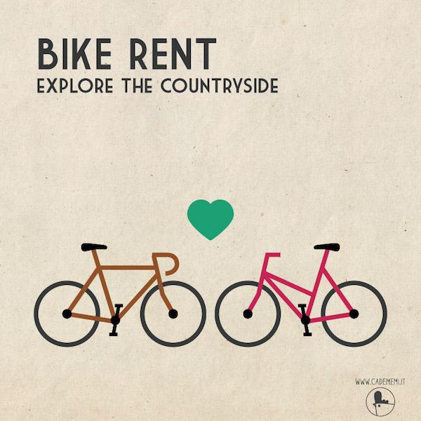 Bike Rent in Veneto Agriturismo Ca' de Memi