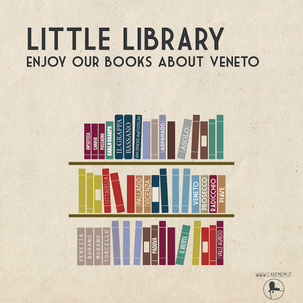 Library about Veneto