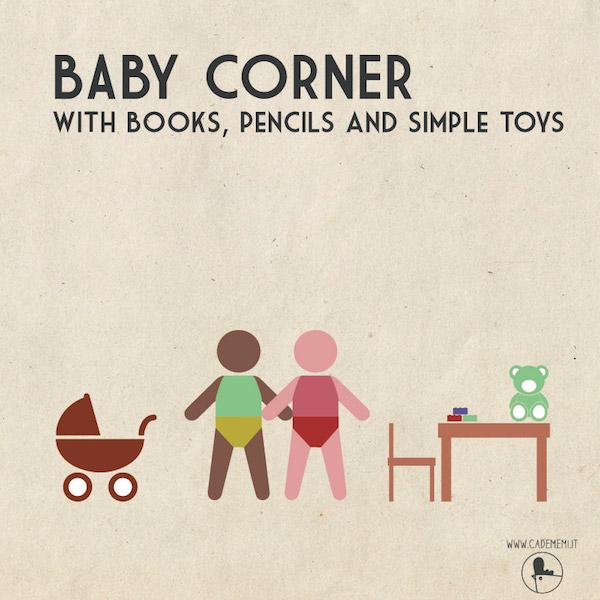 Baby Corner - Ca' de Memi