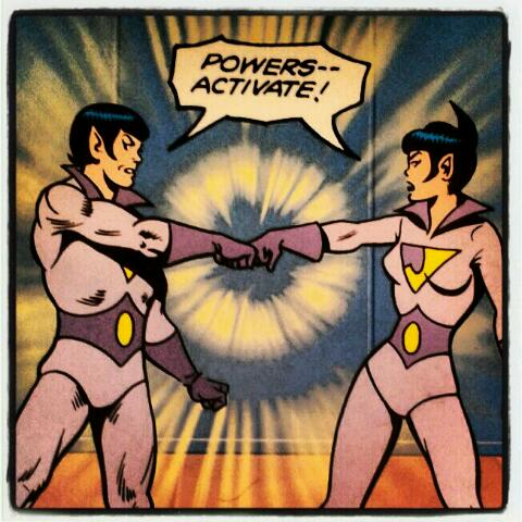 2. Superpowers