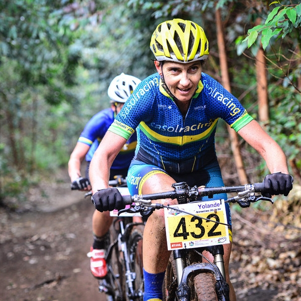 Women overcome stiff Rainbow Challenge — Cycling South Africa