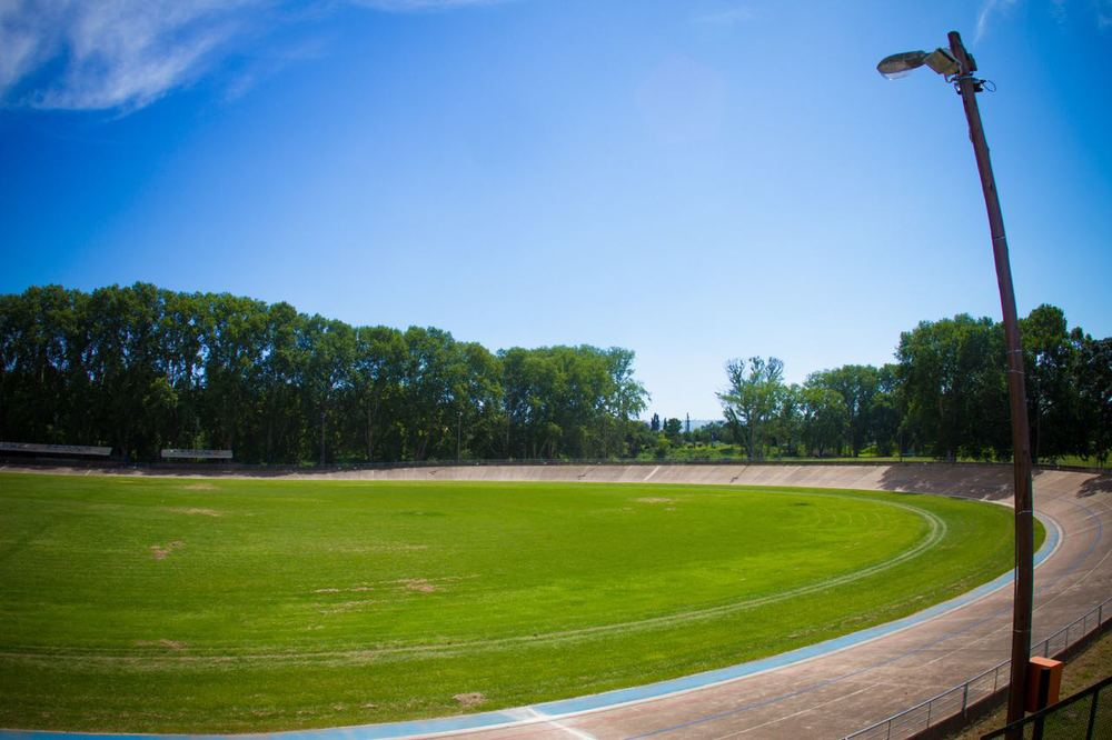 The Alexandra Park Velodrome © Craig Dutton/Gameplan Media
