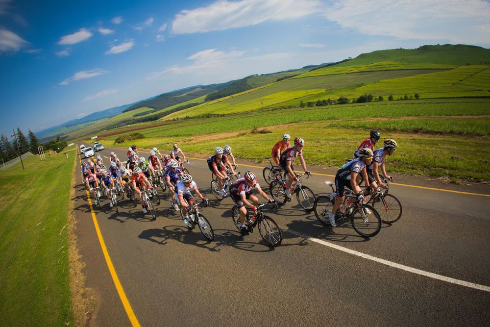 Cycling South Africa is eager to take full advantage of the upcoming African Road Cycling Champs to be held outside Pietermaritzburg from 9 to 13 February to secure vital Olympic qualification points. Photo Credit: Anthony Grote / Gamplan Media
