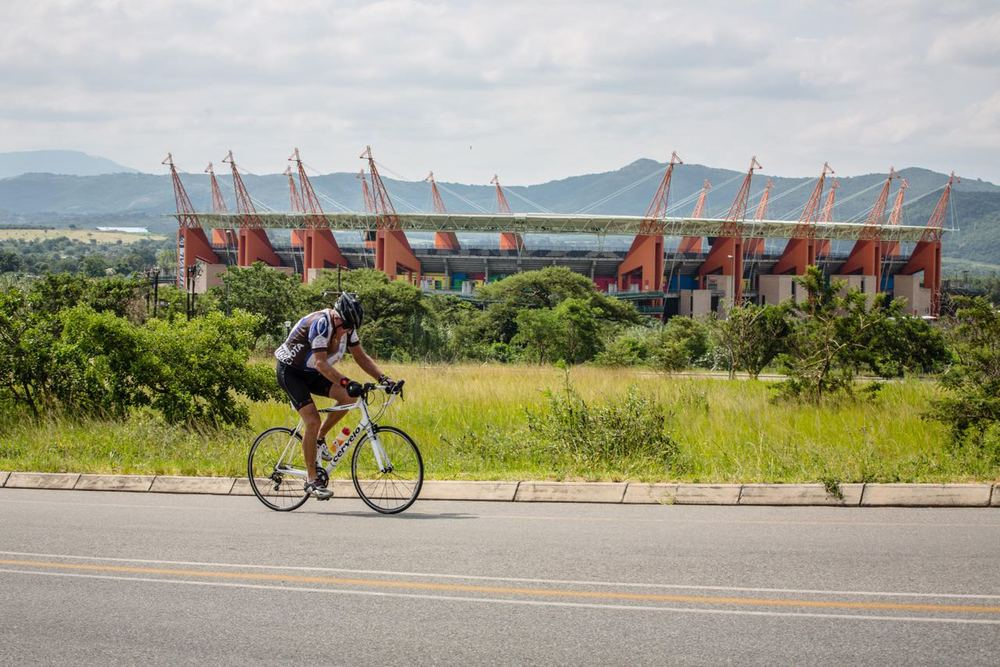 It was the veterans who took centre stage on Friday with a number of Time Trials and Road Races on day four of the 2015 Pennypinchers South African Road, Time Trial and Para-cycling Championships © craigdutton.com