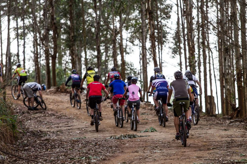 Participants of the cross country, marathon, downhill and enduro events of the 2015 Pietermaritzburg MTB Festival can look forward to top class courses and a R280000-rich prize purse. Chris van Lennep/Gameplan Media