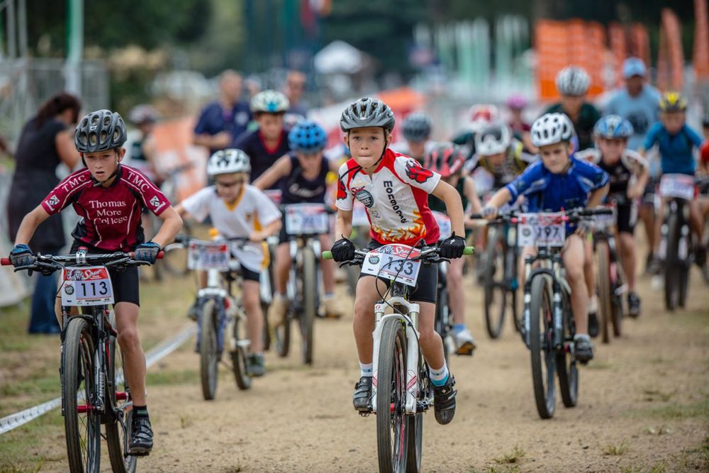 The opening day of the Pietermaritzburg MTB Festival at the Cascades MTB Park on Friday included a well-supported leg of the popular Spur Junior series, offering the stars of the future a chance to shine on the well-known international MTB course. © craigdutton.com