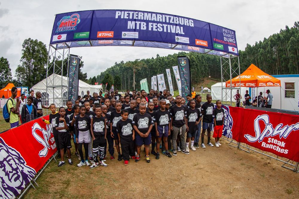 The KZN Cycling Development Series Final that took place at Cascades MTB Park, on Friday the 3 April 2015, was a phenomenal success and promises even better things for the future of these young riders. © craigdutton.com